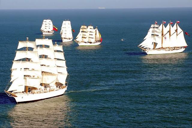 Sail Cartagena de Indias 2014
