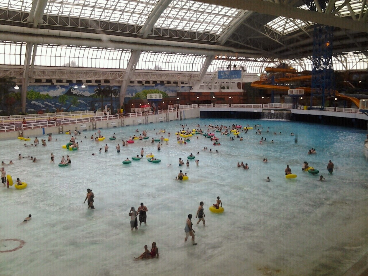 West Edmonton Mall world water park