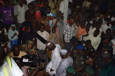 See photos of the 12,000 Nigerians deported from cameroon!