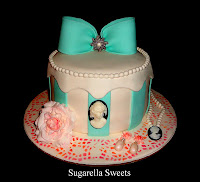 """cake decorating""""fondant decorating""""how to make a fondant bow""""gumpaste bow"""