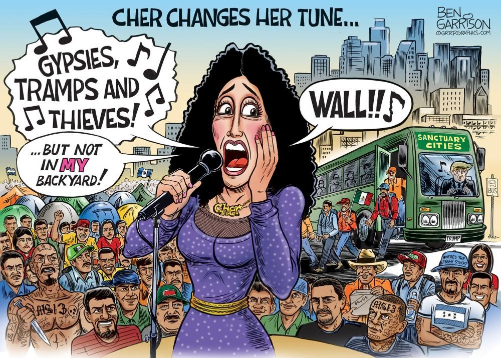 Cher Sings A Different Tune
