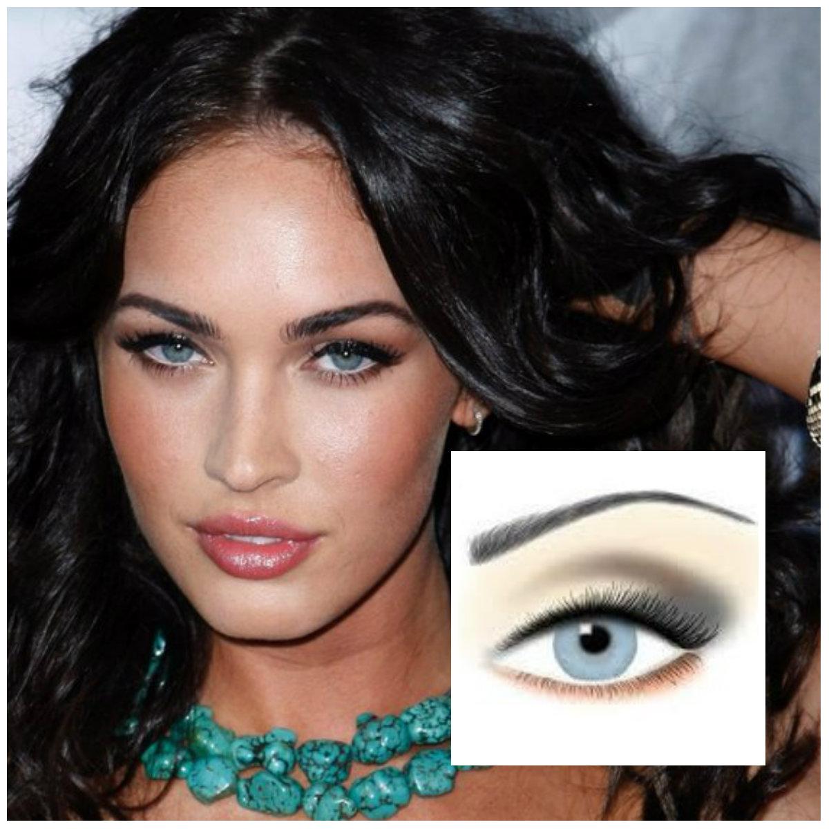 Как сделать глаза красивыми без макияжа