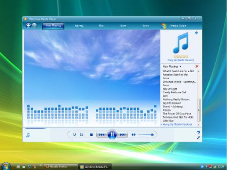 Windows media player 12 free download for windows 8