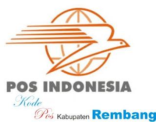 Kode Pos Sekabupaten Rembang