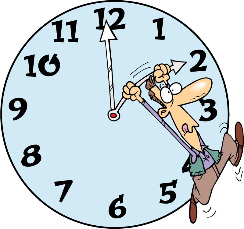 J venes del tercer milenio se nos atras el cambio de hora for Milenio 3 horario