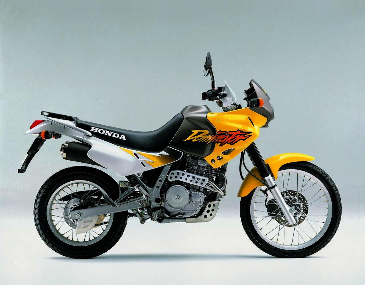 Honda NX 650 Dominator (1996 - 02), prezzo e scheda