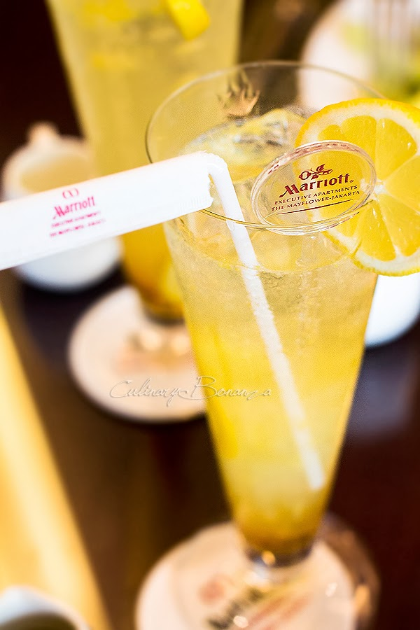 Homemade Lemonade IDR 40,000