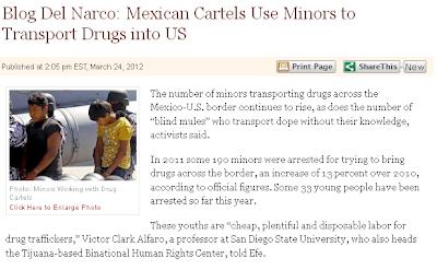 block Del Narco-Mexican
