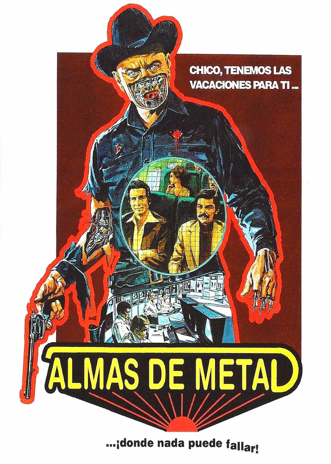 Almas de metal (1973)