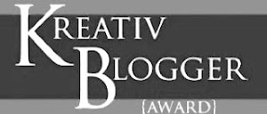 The Kreativ Blogger Award