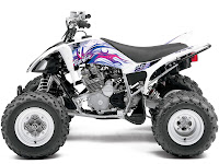 Yamaha pictures 2013 Raptor 250 ATV 04