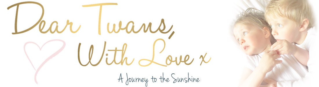 Dear Twans, With Love | A Journey To The Sunshine