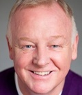 Les Dennis leaving Corrie