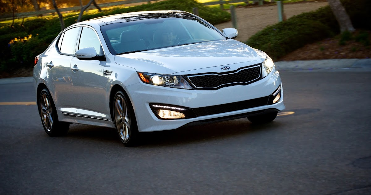 New Car Review 2013 Kia Optima Sx