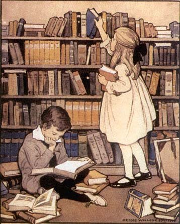 Books on a Budget: Organizing the Family Library