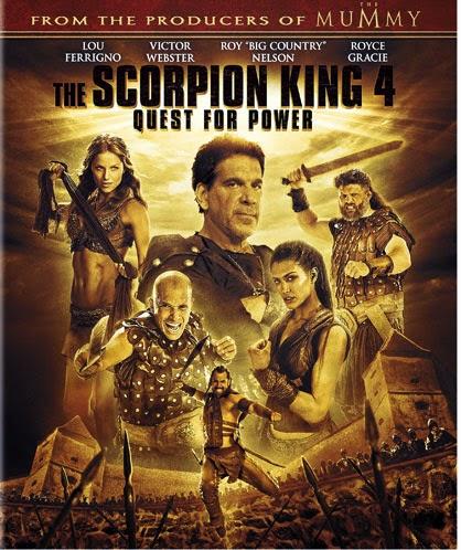 Vua Bọ Cạp 4: Truy Tìm Quyền Năng