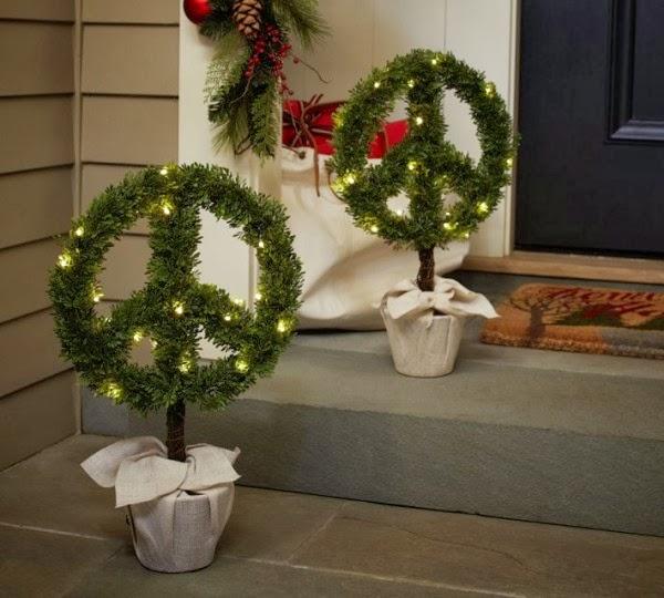 Décoration De Noël En Plein Air