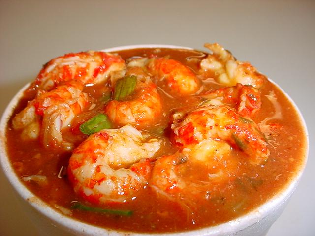 And I Think To Myself What A Wonderful World Food Week Crayfish Etoufee