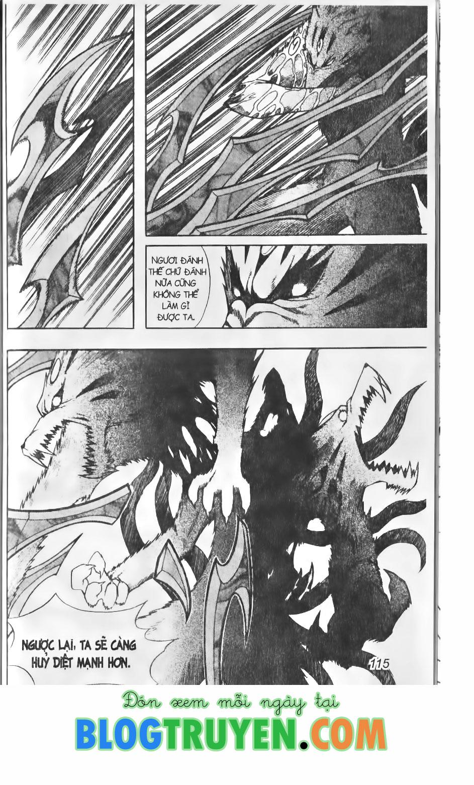 Gumiho – Hội Pháp Sư chap 78 Trang 8