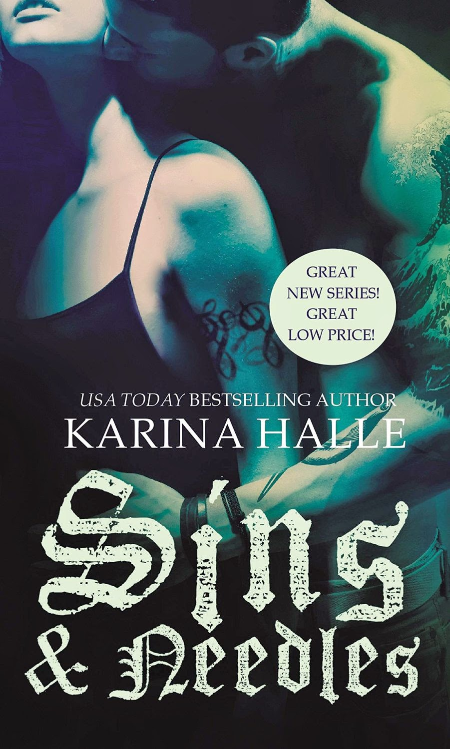 Review: Sins & Needles by Karina Halle