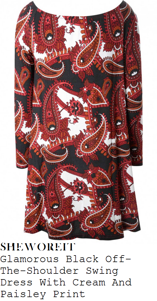 lucy-jo-hudson-black-red-paisley-print-mini-dress