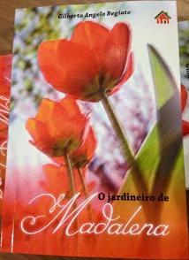 Livro O Jardineiro de Madalena