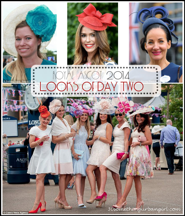 elegant looks of day two at Royal Ascot 2014