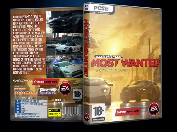 download nfs most wanted 2012 rar for pc