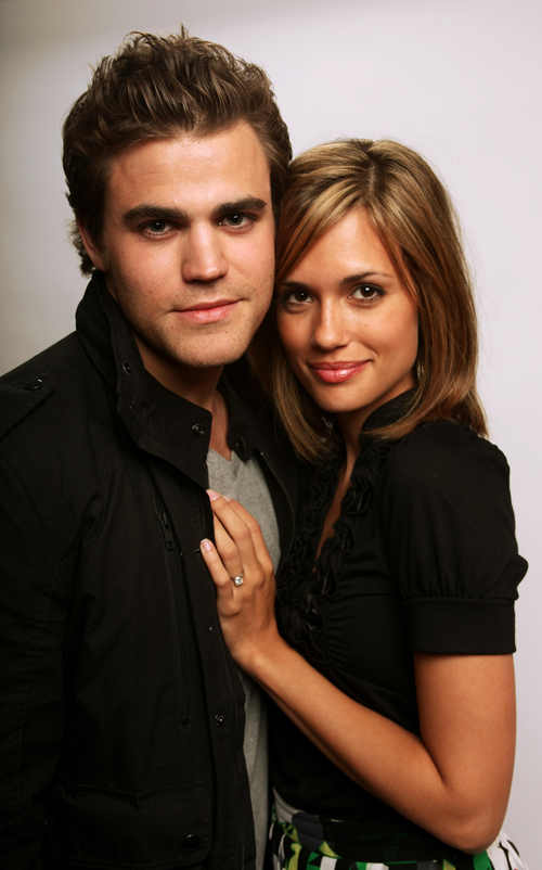... Paul and Nina should of got together? - The Paul Wesley and Nina