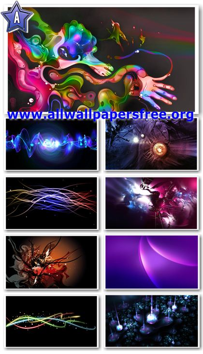 120 Amazing Abstract and Colorful Wallpapers 1680 X 1050