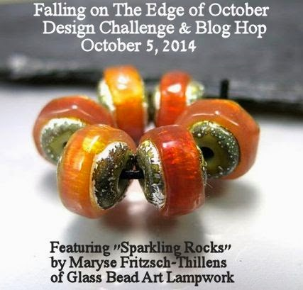 Falling on the Edge of October Design Challenge