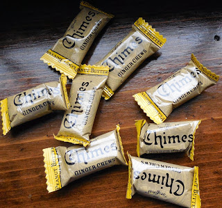 Chimes Gourmet Peanut Ginger