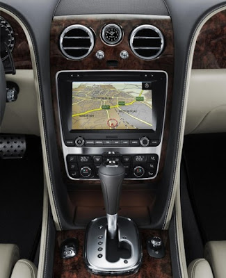 2011 Bentley Continental Gt Interior. Bentley Continental GT 2011