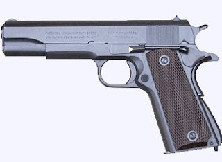 M1911 - Modern Warfare 3 Weapons