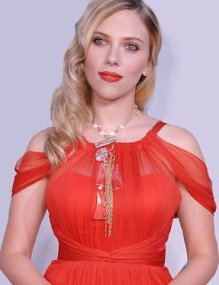 Scarlett Johansson Beautiful Wallpaper