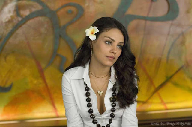 Mila Kunis Actress Wallpaper