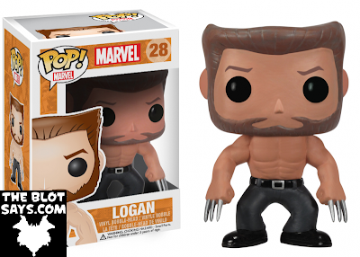 The Wolverine Logan Pop! Marvel Vinyl Figure by Funko