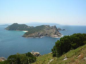 Galicia Island