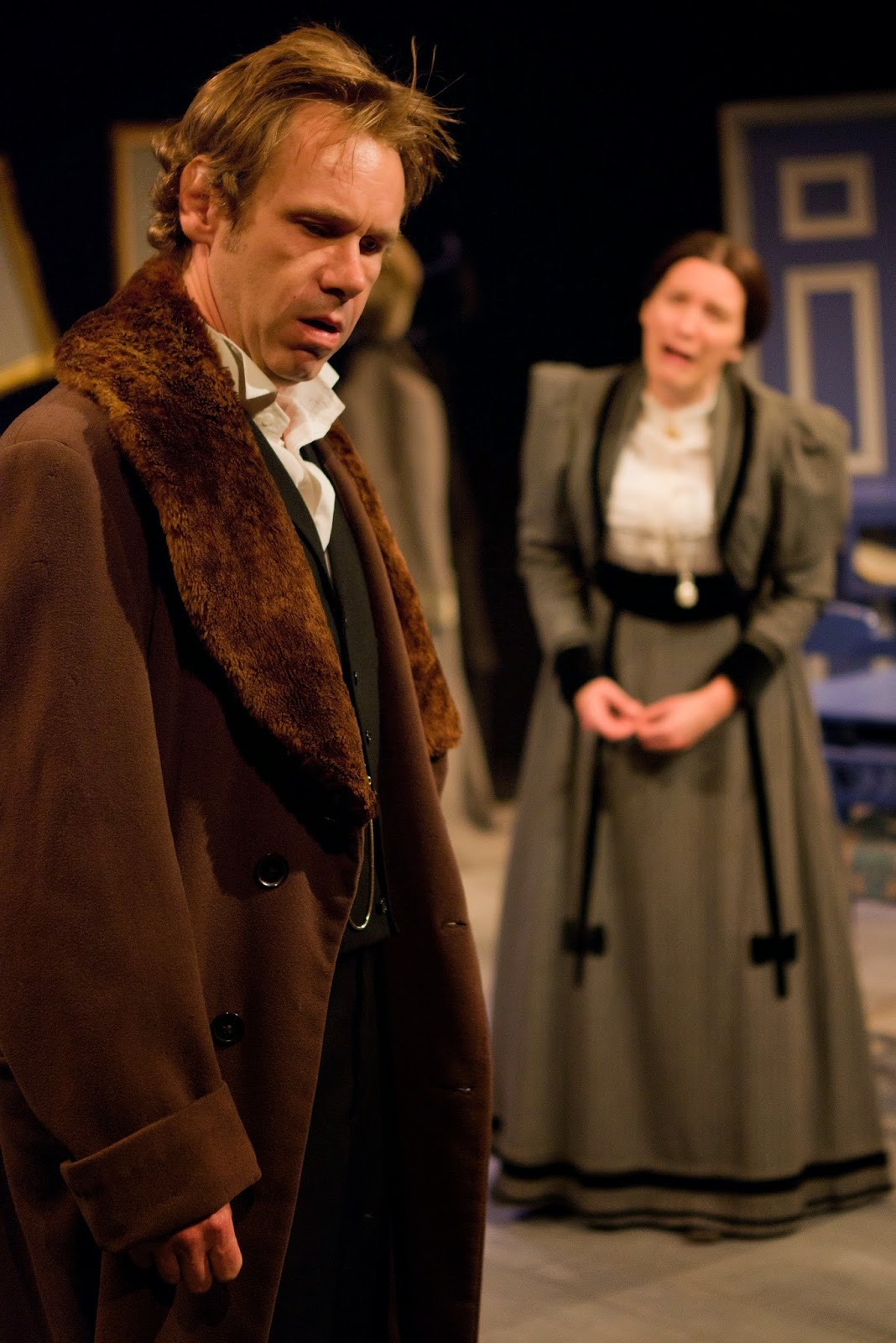North East Theatre Guide Preview A Doll S House At Alnwick Playhouse