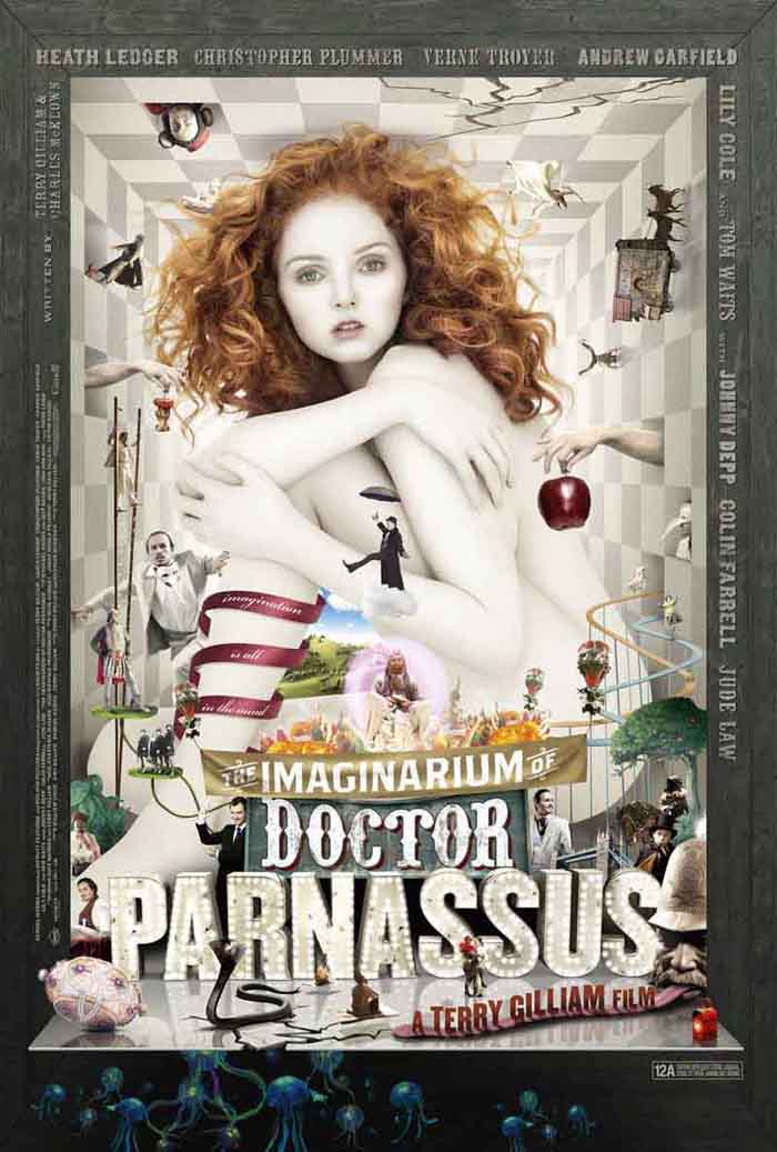 lily cole parnassus. it was Lily Cole amp; Andrew