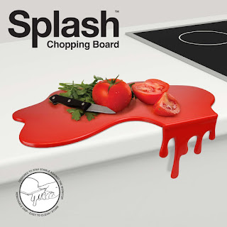 Image: Splash Chopping Board - Shop USA