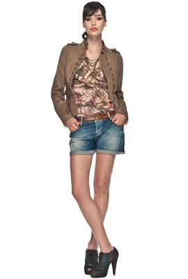 shorts vaqueros Salsa Jeans