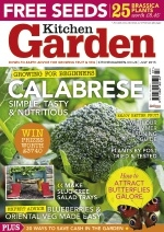 Feature in Kitchen Garden Magazine