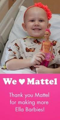 Thanks Mattel!