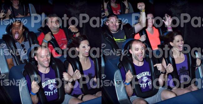 Disney World Recap - Rock n Roller Coaster at Hollywood Studios