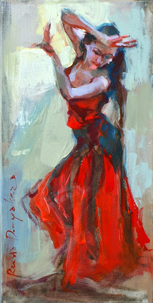Renata Domagalska. Artista
