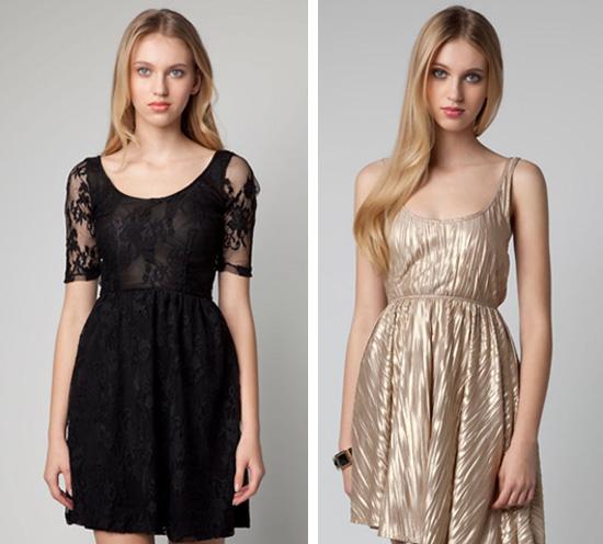Bershka Dresses 2014