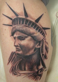 cool liberty tattoos