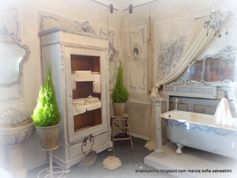 Marzia sofia salvestrini atelier gustavien un bagno gustaviano - Abbellire il bagno ...