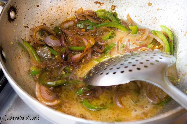 how to cook chilli paneer gravy recipe